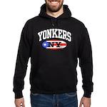 Yonkers Puerto Rican Hoodie (dark)