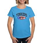 Yonkers Puerto Rican Women's Dark T-Shirt