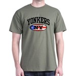 Yonkers Puerto Rican Dark T-Shirt