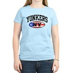 Yonkers Puerto Rican Women's Light T-Shirt