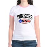 Yonkers Puerto Rican Jr. Ringer T-Shirt