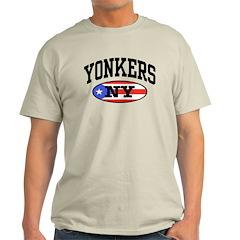 Yonkers Puerto Rican T-Shirt