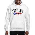 Yonkers Puerto Rican Hooded Sweatshirt