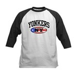 Yonkers Puerto Rican Kids Baseball Jersey