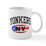 Yonkers Puerto Rican Mug