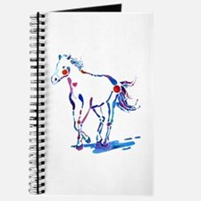 Pony Horse Canter Journal
