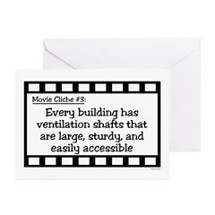 Cliche3 Greeting Cards (Pk of 10)