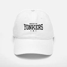 Made In Yonkers Baseball Baseball Cap