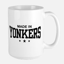 Made In Yonkers Mug