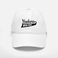 Yonkers New York Baseball Baseball Cap