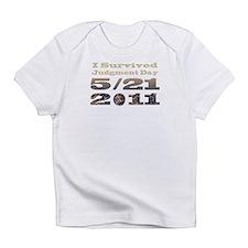 I Survived Judgement Day Infant T-Shirt