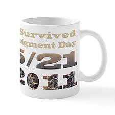 I Survived Judgement Day Mug