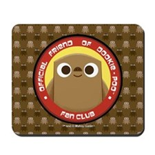 Official Friend of Dookie-Poo Mousepad