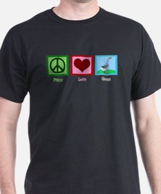 Peace Love Geese T-Shirt