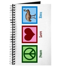 Peace Love Emu Journal