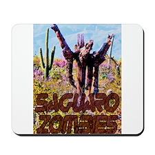 Saguaro Zombies Zombie 3 Mousepad