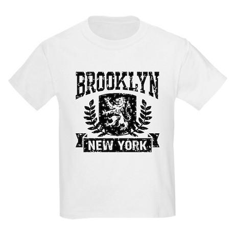 Brooklyn NY Kids Light T-Shirt