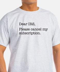 Dear IRS T-Shirt