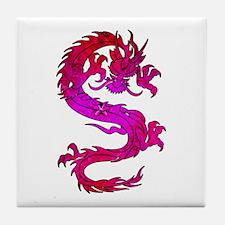 Power Dragon Tile Coaster