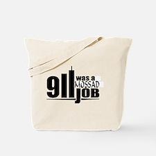 9/11 Was a Mossad Job Tote Bag