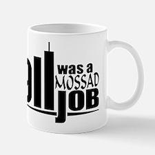 9/11 Was a Mossad Job Mug