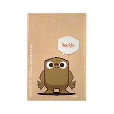 Dookie-Poo Rectangle Magnet