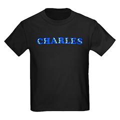 Charles Kids Dark T-Shirt