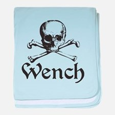 Wench baby blanket