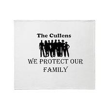 Cute Carlisle Throw Blanket