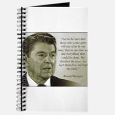 ReaganQuote Journal