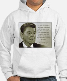 ReaganQuote Hoodie