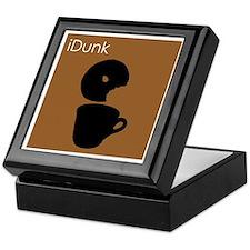 iDunk 2 - Keepsake Box