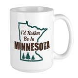 Minnesota Coffee Mugs