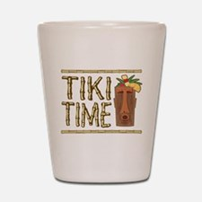 Tiki Time - Shot Glass