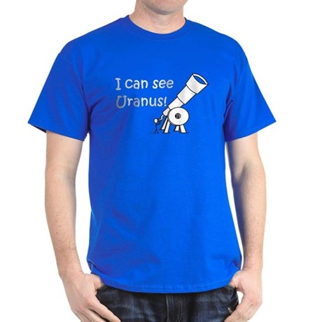 I can see uranus! T-Shirt