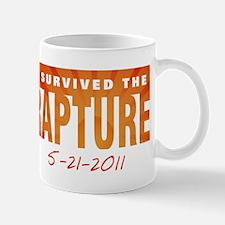 I Survived the Rapture 5-21-2011 Mug