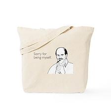 Being Myself Tote Bag