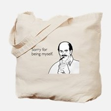 Being Myself Tote Bag