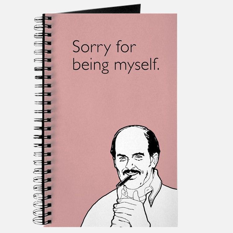 Being Myself Journal