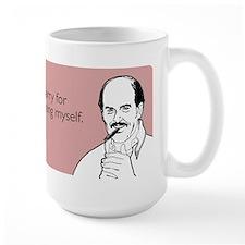 Being Myself Large Mug
