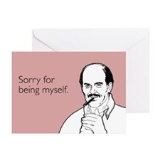 Being Myself Greeting Cards (Pk of 10)