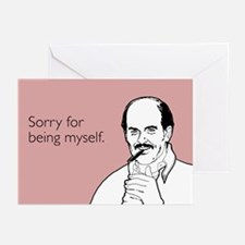 Being Myself Greeting Cards (Pk of 20)