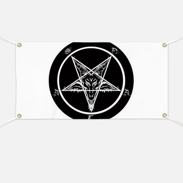 Cute Satanic Banner