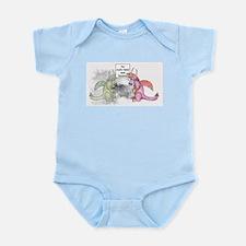 Smoking Dragon Infant Bodysuit