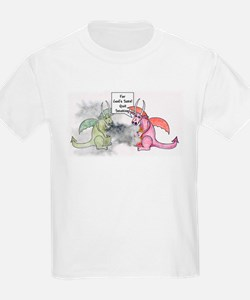 Smoking Dragon T-Shirt