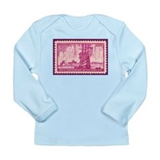 NYC 300th Anniversary Long Sleeve Infant T-Shirt