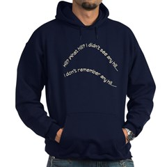 Over the What? Hoodie