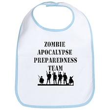 Zombie Apocalypse Preparedness Team Bib
