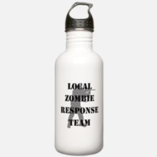 LOCAL ZOMBIE RESPONSE TEAM Water Bottle
