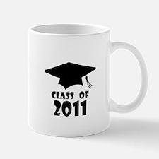 Funny 2011 graduation Mug
